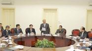 'Tổ tư vấn cần bám sát chương trình hành động của Thủ tướng'
