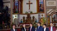 Bí thư Tỉnh uỷ chúc mừng Giáng sinh giáo xứ Thanh Dạ
