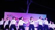 Nhóm nhảy trường Phan đoạt giải Nhất cuộc thi ở đêm Giáng sinh