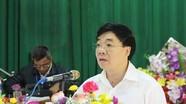 Phó Bí thư Tỉnh ủy tiếp xúc cử tri huyện Con Cuông