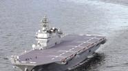 Trung Quốc giật mình khi Nhật Bản mua tàu sân bay
