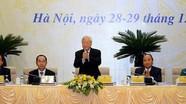 Tổng Bí thư Nguyễn Phú Trọng: 'Không ngủ quên trên vòng nguyệt quế'