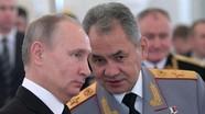 Tổng thống Putin lần đầu tiết lộ số binh sĩ Nga tham chiến ở Syria