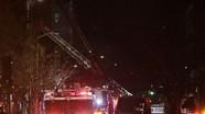 Cháy chung cư, ít nhất 12 người chết