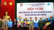 Hội Liên hiệp thanh niên Nghệ An có Chủ tịch mới