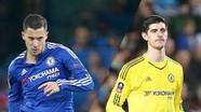 Từ chối gia hạn với Chelsea, Hazard & Courtois cùng đợi Real