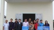 Độc giả Báo Nghệ An trao nhà tình thương ở Nghi Lộc