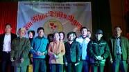 Trao 50 triệu đồng cho 5 gia đình đặc biệt khó khăn ở Đô Lương