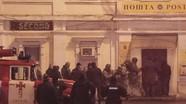Ukraine: Một đối tượng có thuốc nổ trốn trong bưu điện thành phố