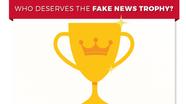 Ông Trump đề cử 'cúp tin giả' cho CNN, Time