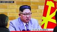 Lãnh đạo Triều Tiên Kim Jong-un luôn có sẵn nút bấm hạt nhân trên bàn
