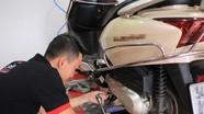Những hạng mục cần bảo dưỡng thường xuyên trên xe tay ga