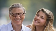 """Dân mạng """"điên đảo"""" vì con gái Bill Gates"""