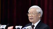 """Tổng Bí thư Nguyễn Phú Trọng: """"Trên thì vội vã, dưới nhiều nơi thư thả"""""""