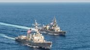 Mỹ sẽ tiếp tục thách thức Trung Quốc ở Biển Đông