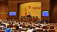 Hôm nay Quốc hội họp phiên bế mạc
