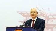 Tổng Bí thư: Công tác đối ngoại là điểm sáng trong thành tựu chung của đất nước