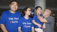 """""""Về ngoại"""" dịp Rằm tháng Bảy của các gia đình Hàn - Việt"""