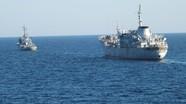 """Hải quân Ukraina cáo buộc Nga về """"những sự cố nguy hiểm"""" ở eo biển Kerch"""