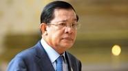 Thủ tướng Campuchia viếng Chủ tịch nước Trần Đại Quang