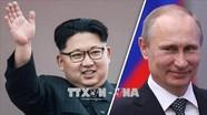"""Nga-Triều thảo luận đưa quan hệ song phương """"lên tầm cao mới"""""""