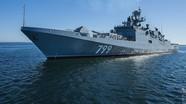 Nga điều khinh hạm trang bị tên lửa hành trình tới Địa Trung Hải