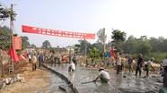 Cộng đoàn giáo dân Nghệ An hiến trên 15.466m2 đất xây dựng nông thôn mới