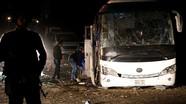 Hai du khách Việt Nam thiệt mạng trong vụ nổ xe buýt ở Cairo