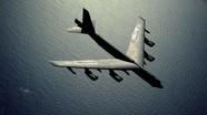 """Máy bay ném bom B-52 của Mỹ """"nắn gân"""" Nga ngay trên khu vực biên giới"""