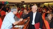 Tổng Bí thư - Chủ tịch nước Nguyễn Phú Trọng gặp mặt cán bộ cấp cao nghỉ hưu  