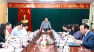 Nhiệm kỳ mới, Ban Thường vụ Tỉnh ủy Nghệ An không quá 17 thành viên