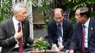 Ông Lý Hiển Long thừa nhận việc đề cập vấn đề Việt Nam - Campuchia là 'cơn ác mộng'