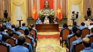 Tổng Bí thư Nguyễn Phú Trọng gặp mặt các Chủ tịch Công đoàn tiêu biểu