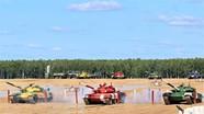 Xe tăng Việt Nam thi đấu cực kỳ ấn tượng giành vị trí số 1 tại bán kết Army Games 2019 ở Nga