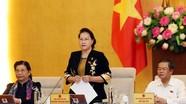 Nhiều nội dung được bàn thảo tại phiên họp thứ 37 của Ủy ban Thường vụ Quốc hội