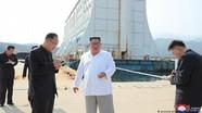 Nhà lãnh đạo Triều Tiên lệnh phá hủy điểm du lịch chung với Hàn Quốc