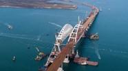 Cây cầu dài nhất châu Âu nối Nga với Crimea một biểu tượng mang tính chính trị