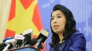 Người phát ngôn Bộ Ngoại giao Việt Nam lên tiếng về bản đồ thềm lục địa Malaysia đệ trình lên LHQ