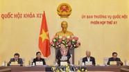 Ủy ban Thường vụ Quốc hội xem xét, quyết định sắp xếp các đơn vị hành chính cấp huyện, xã