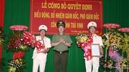 Điều động, bổ nhiệm nhân sự Quân đội, Công an tuần qua