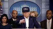 Tổng thống Mỹ Donald Trump âm tính với virus Corona