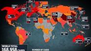 Nhiều quốc gia chao đảo vì Covid-19, người nhiễm mới và tử vong tăng chưa từng có