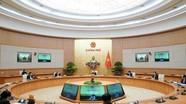 Thủ tướng chủ trì họp Thường trực Chính phủ về thực hiện Chỉ thị 16