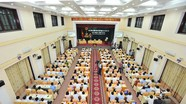 HĐND tỉnh Nghệ An khóa XVII triệu tập kỳ họp bất thường