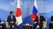 Nga - Nhật từng 'suýt' ký hiệp định hòa bình