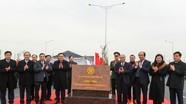 Thủ tướng Nguyễn Xuân Phúc, Bí thư Thành ủy Hà Nội Vương Đình Huệ dự Lễ Khánh thành đường vành đai 3 với cao tốc Hà Nội - Hải Phòng