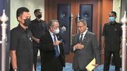 Bộ trưởng Văn phòng Thủ tướng Malaysia mắc Covid-19 từng tiếp xúc Thủ tướng và Quốc vương