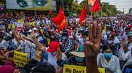 Ban bố lệnh thiết quân luật ở hai quận thủ đô Myanmar sau khi gần 40 người thiệt mạng
