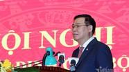 Trải lòng của Chủ tịch Quốc hội Vương Đình Huệ sau hơn 1 năm làm Bí thư Thành ủy Hà Nội