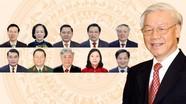 [Infographics] Danh sách Ban Bí thư Trung ương Đảng khóa XIII